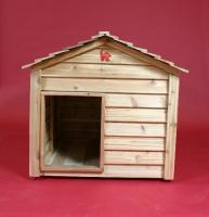 Click to enlarge image  - Dog House, Large -